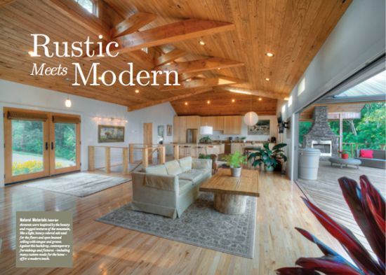 CityScope Magazine Article - Sam Silvey's Home